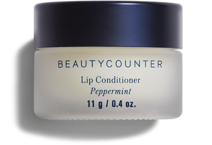 peppermint lip conditioner