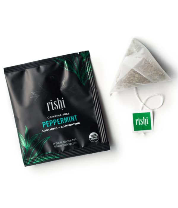 Image of Rishi peppermint tea