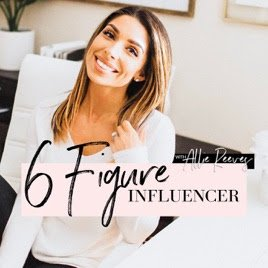Image of 6 figure influencer podcast