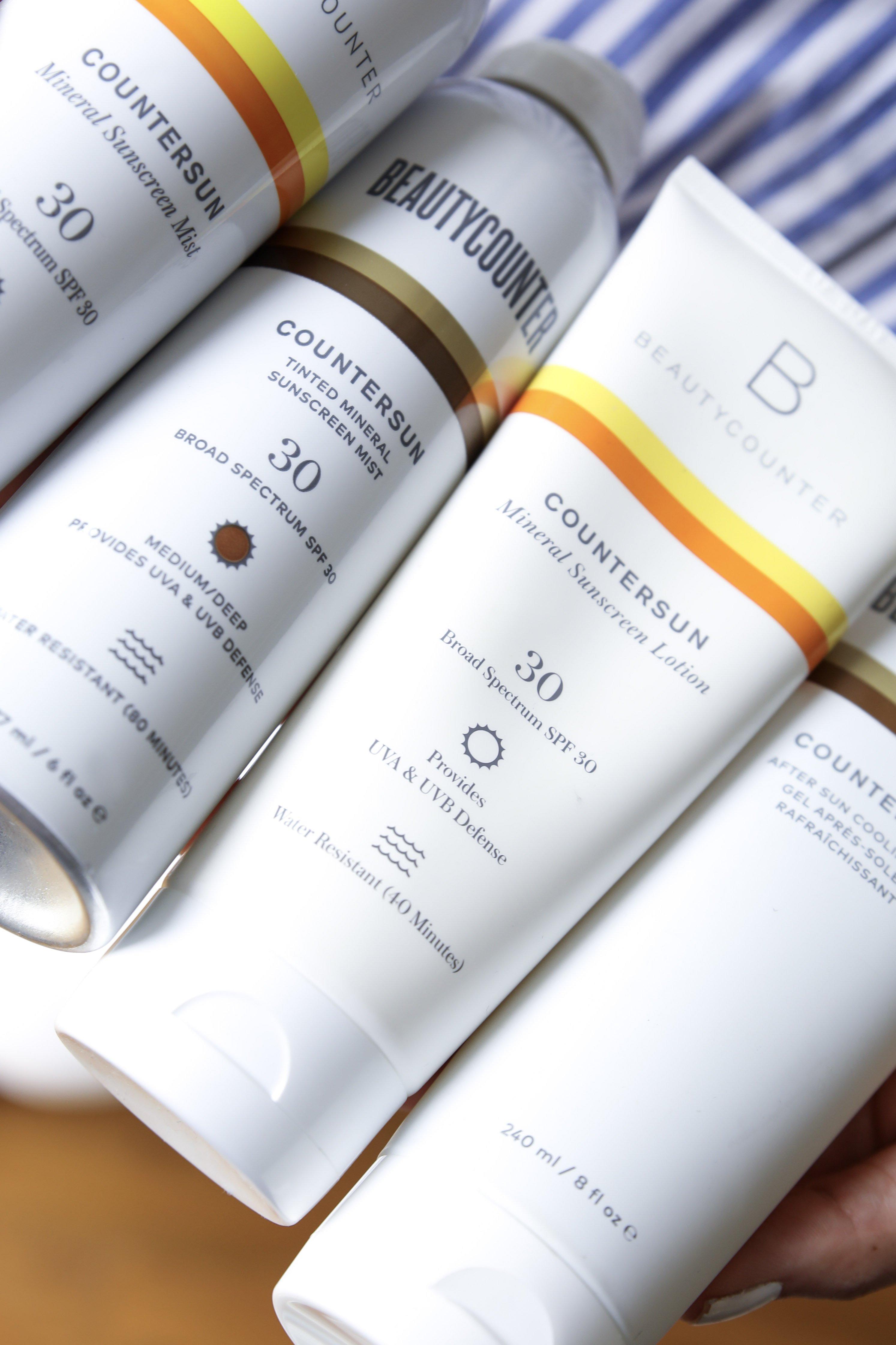 Image of sunscreen