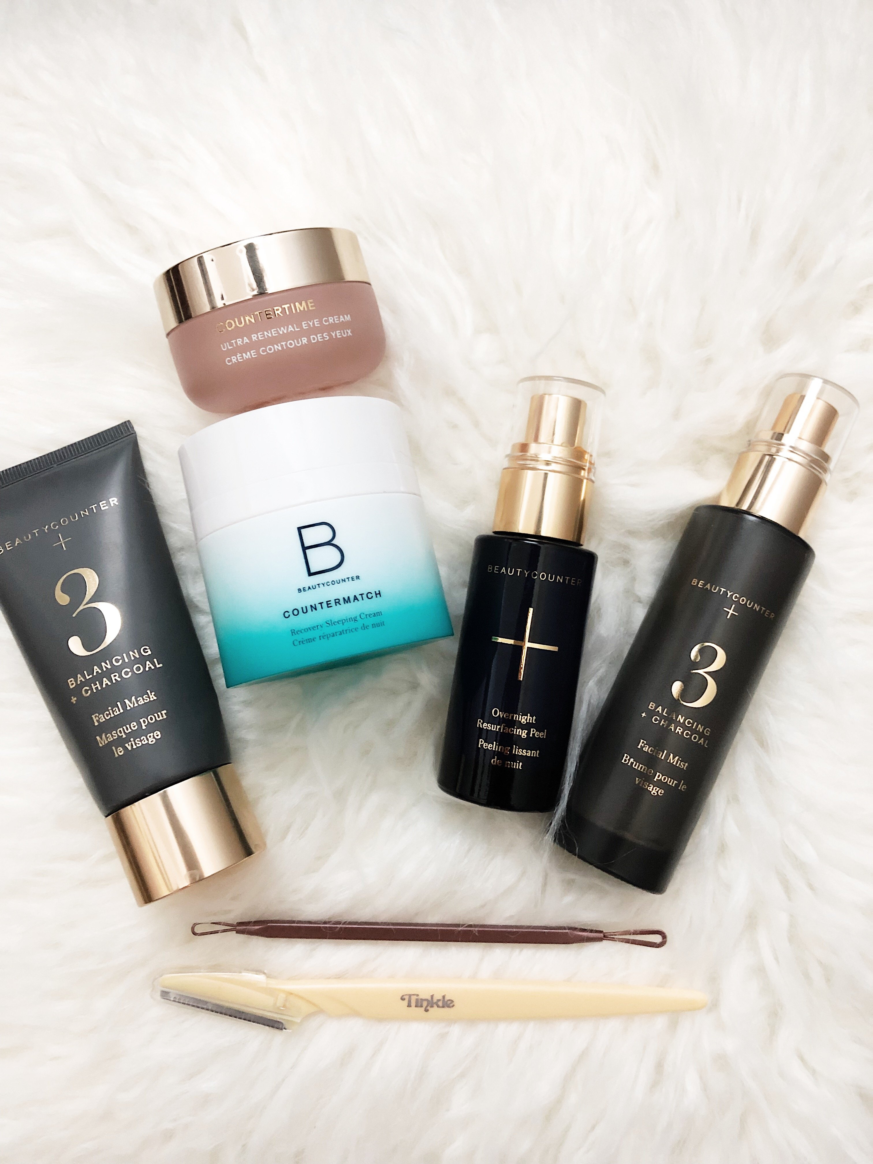 image of beautycounter products