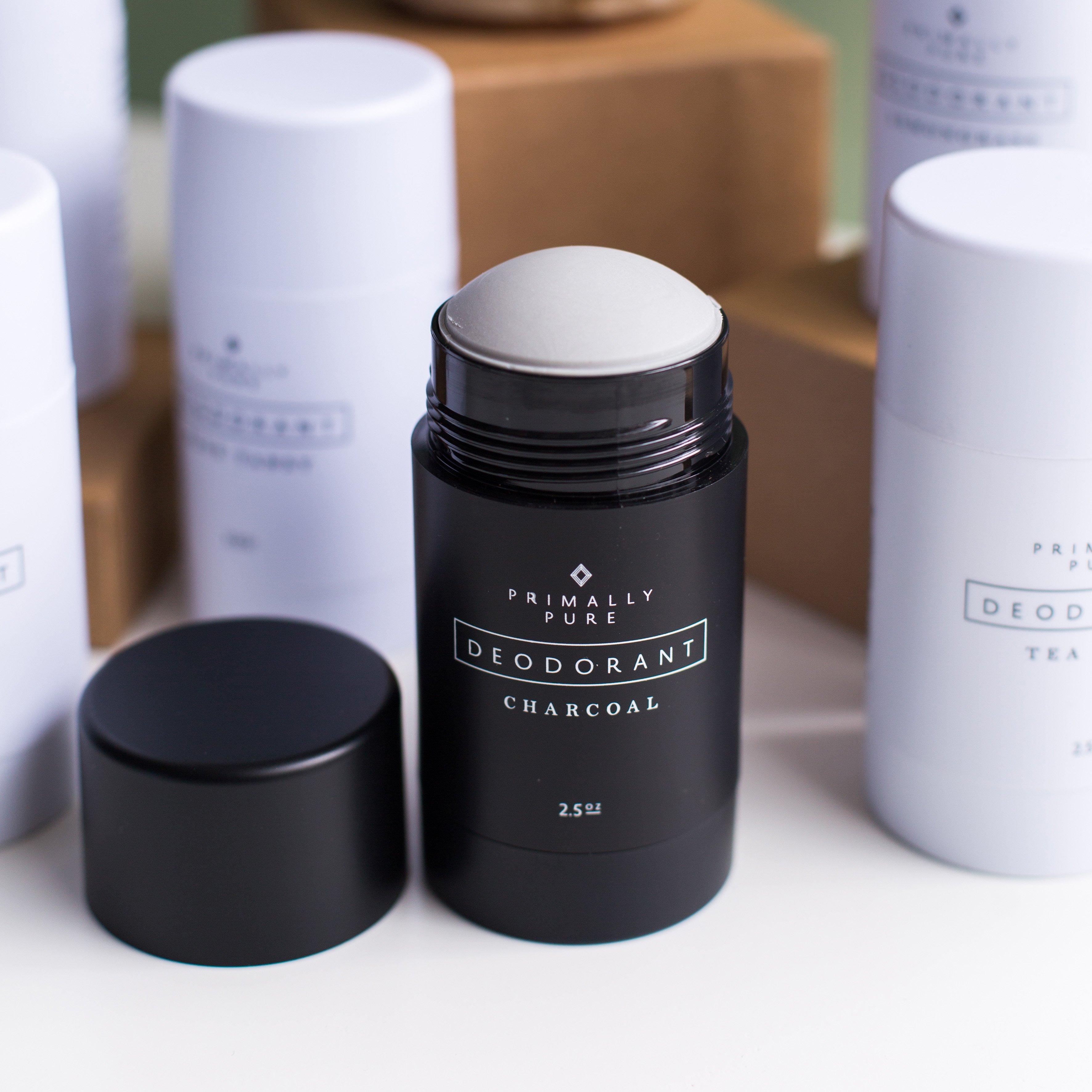 Image of primally pure deodorant