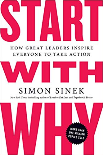 Image of the book Start with Why
