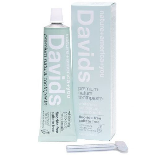davids toothpaste