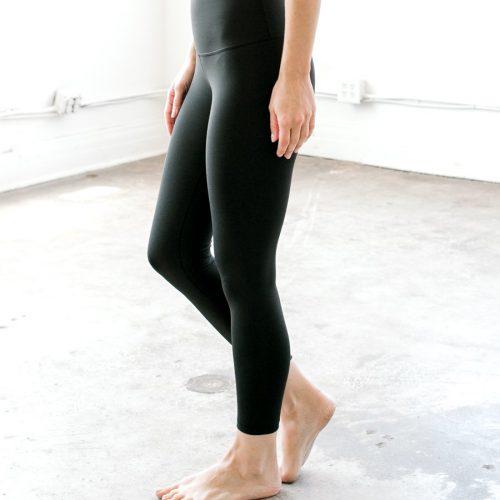 high waist workout tights