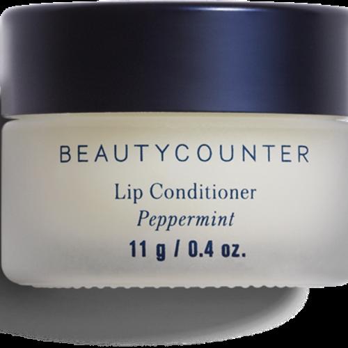 peppermint lip conditioner
