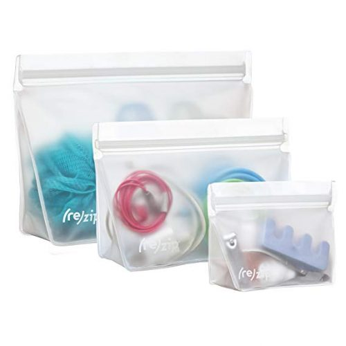 resusable storage bags