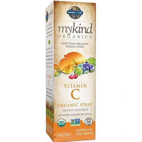 vitamin c spray